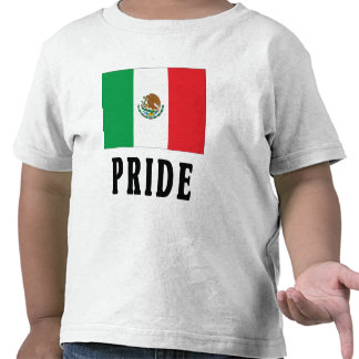 Mexican Pride Tee Shirts