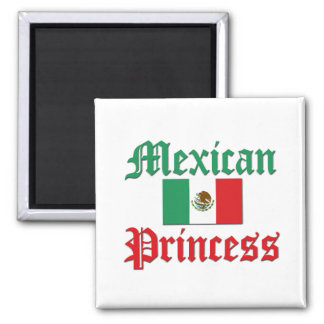 Mexican Princess Magnet