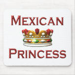Mexican Princess Mouse Pad