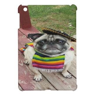 Mexican Pug iPad Mini Cases