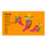 Mexican Restaurant Business Profile Card Business Card Templates