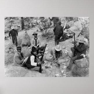 Mexican Revolution, 1911 Print