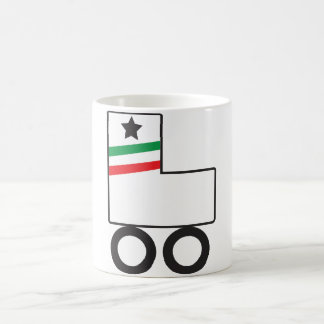 Mexican Roller Derby Mug of Awesome
