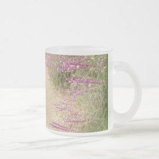 Mexican Sage Flowers Mug
