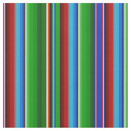 Mexican Sarape Fabric Zazzle