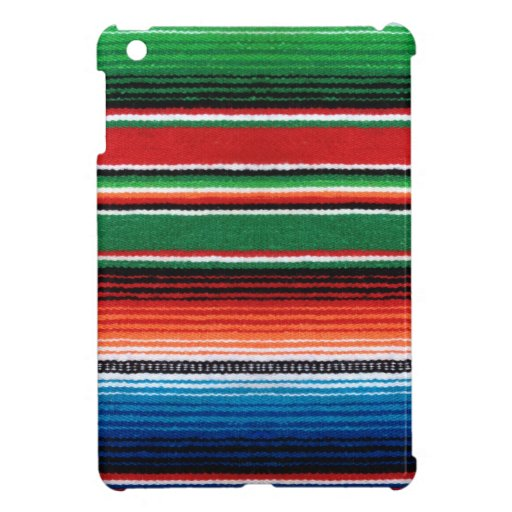 Mexican Sarape iPad Mini Case