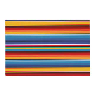 Mexican Serape Placemat