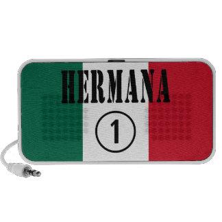 Mexican Sisters : Hermana Numero Uno Mini Speakers