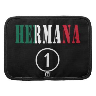 Mexican Sisters : Hermana Numero Uno Planner