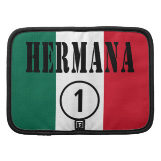 Mexican Sisters : Hermana Numero Uno Planners