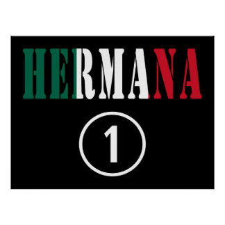 Mexican Sisters : Hermana Numero Uno Poster