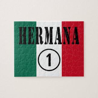 Mexican Sisters : Hermana Numero Uno Puzzles