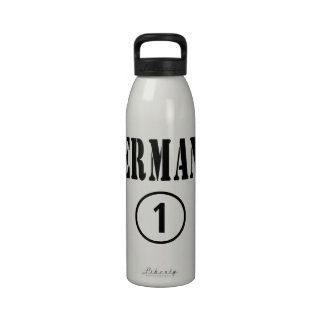 Mexican Sisters : Hermana Numero Uno Drinking Bottle
