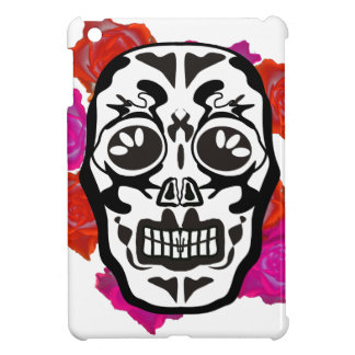 Mexican Skull Cover For The iPad Mini