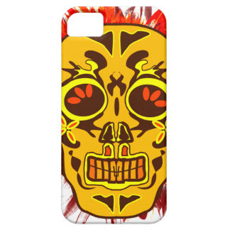 Mexican Skull iPhone SE/5/5s Case