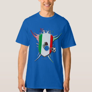 """Mexican soccer"" ""Mexican football"" ""Mexican flag"" T-Shirt"