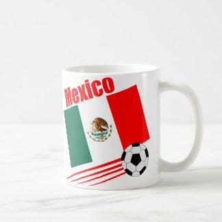 Mexican Soccer Team Coffee Mug