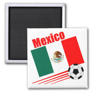 Mexican Soccer Team Magnet
