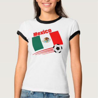 Mexican Soccer Team T-Shirt