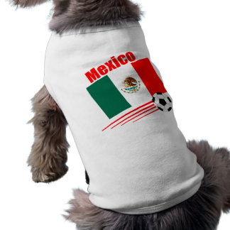 Mexican Soccer Team Tee