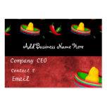 MEXICAN Sombrero Business Card