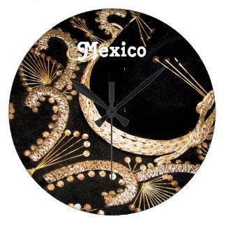 Mexican Sombrero Wall Clocks