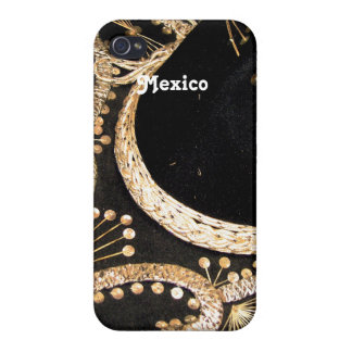 Mexican Sombrero Cover For iPhone 4