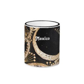 Mexican Sombrero Ringer Coffee Mug