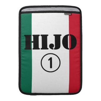 Mexican Sons : Hijo Numero Uno Sleeves For MacBook Air