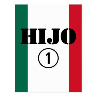 Mexican Sons : Hijo Numero Uno Postcard