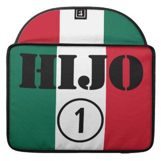 Mexican Sons : Hijo Numero Uno Sleeve For MacBook Pro