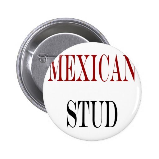 Mexican Stud 2 Inch Round Button