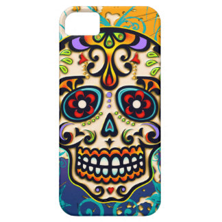 Mexican Sugar Skull Day of the Dead iPhone 5 Covers