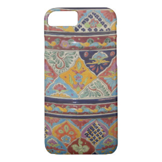 Mexican Talavera Design iPhone 7 Case