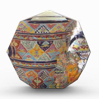 Mexican Talavera style pottery Award