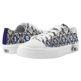tennis canvas shoes printed shoes zazzle