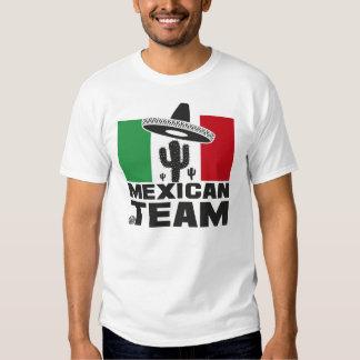 MEXICAN TEAM 2 T SHIRT