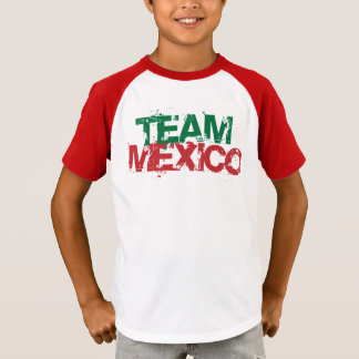 Mexican Team Jersey T-Shirt