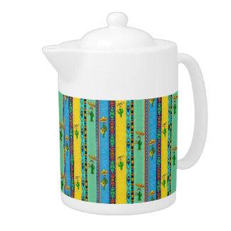 Mexican Teapot