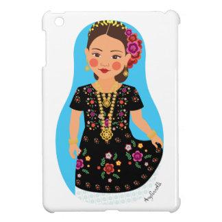 Mexican Tehuana Matryoshka iPad Mini Case