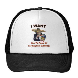 Mexican Tio Sammy Hat