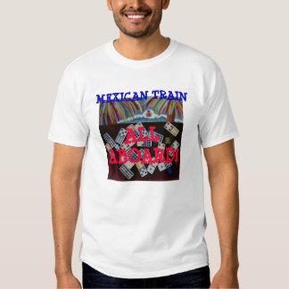 MEXICAN TRAIN GAME - SHIRT