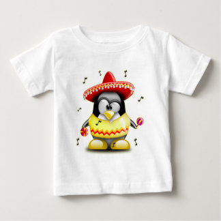 Mexican Tux Baby T-Shirt