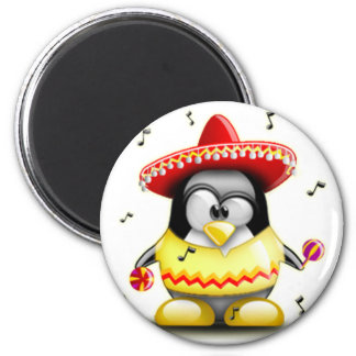 Mexican Tux Magnet