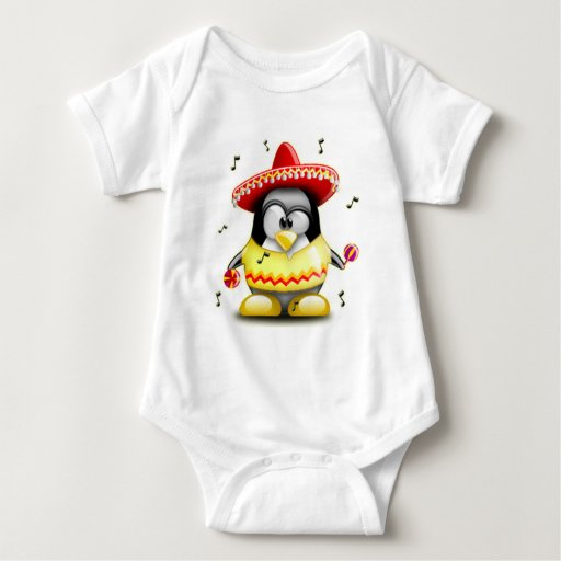 Mexican Tux Tees