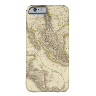 Mexican United States, Central America Barely There iPhone 6 Case