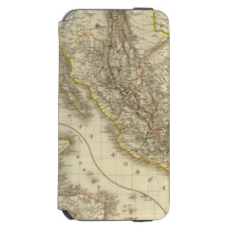 Mexican United States, Central America iPhone 6/6s Wallet Case