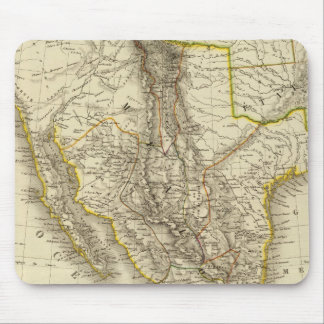 Mexican United States, Central America Mouse Pad