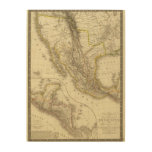 Mexican United States, Central America Wood Wall Art