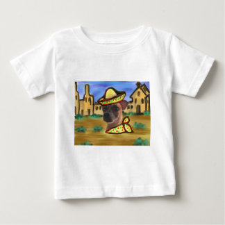 MEXICAN VILLAGE BABY T-Shirt